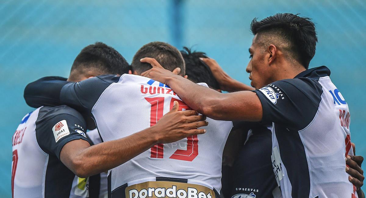 Alianza Lima debutará en la Copa Bicentenario. Foto: Twitter Club Alianza Lima