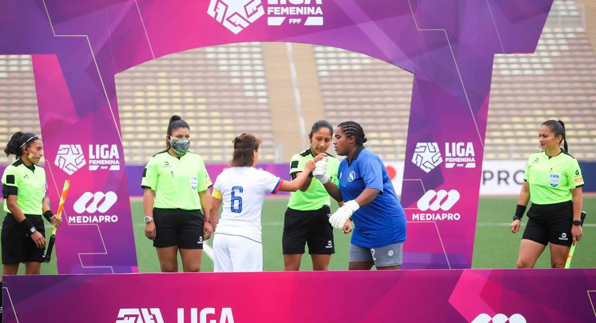 Liga Femenina entra en su fecha 2. Foto: Twitter @ligafemfpf