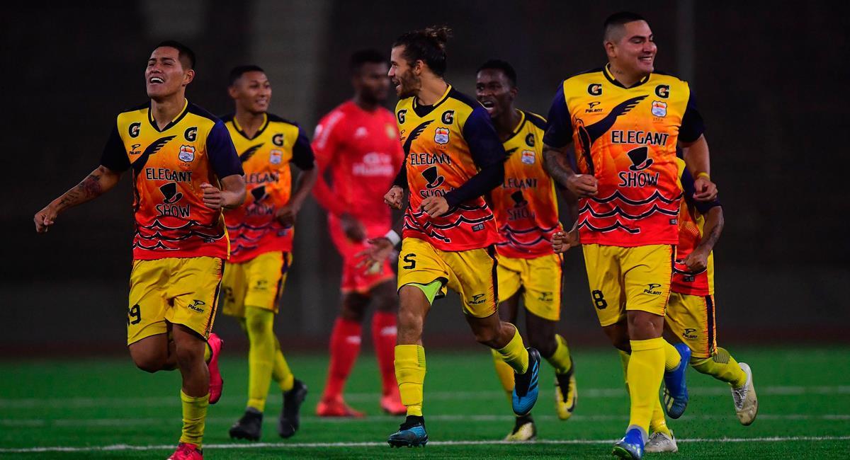 Sport Chavelines se impuso 6-5 a Sport Huancayo en los penales. Foto: Twitter @LigaFutProf