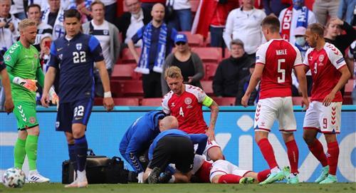 Christian Eriksen: médico del Tottenham señaló que murió por unos minutos