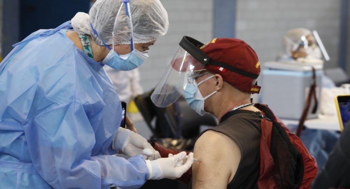 El Perú no puede bajar la guardia ante el coronavirus,. Foto: Twitter Minsa