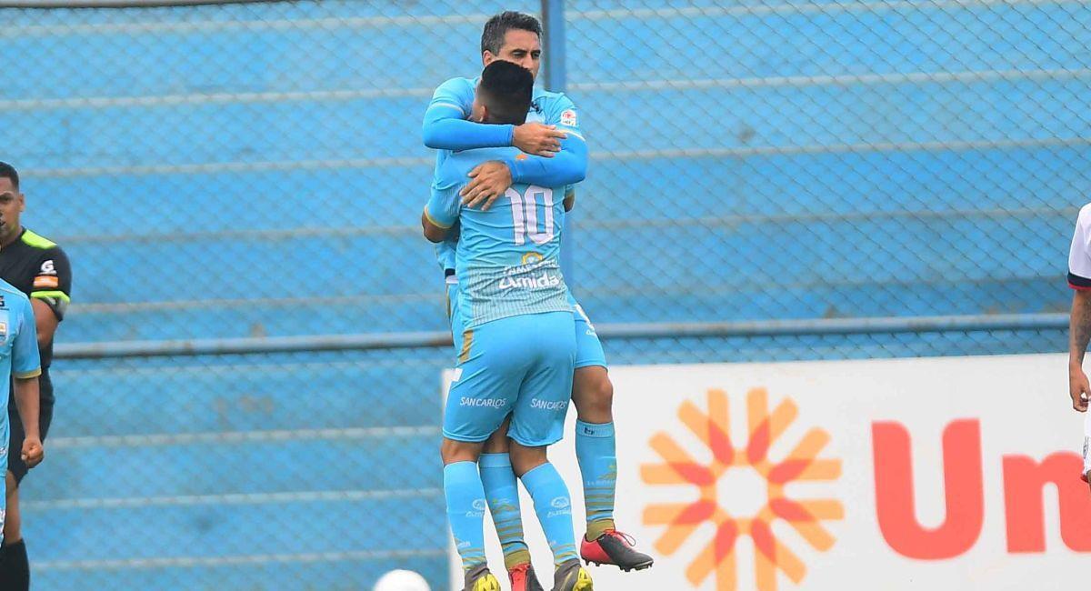 Deportivo Llacuabamba avanza en la Copa Bicentenario. Foto: Twitter Liga Profesional