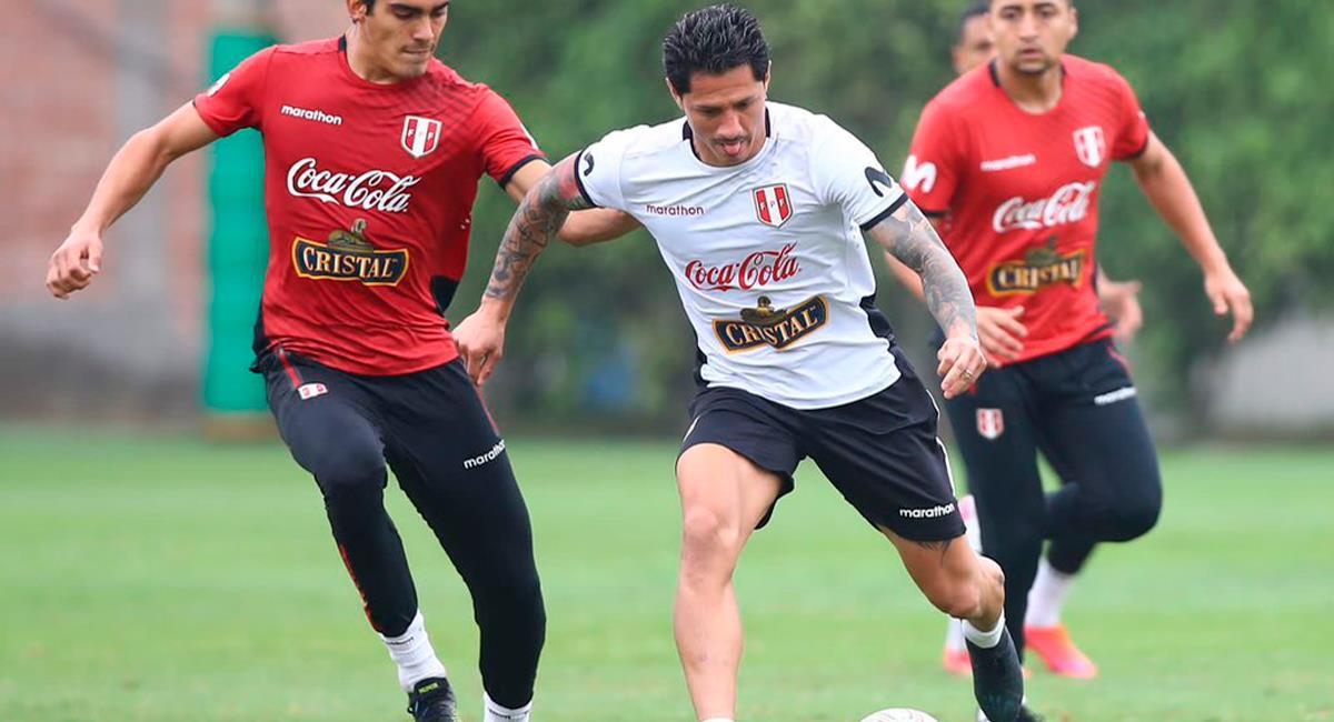 Gianluca Lapadula es uno de los que se estrenará en Copa América. Foto: Twitter @SeleccionPeru