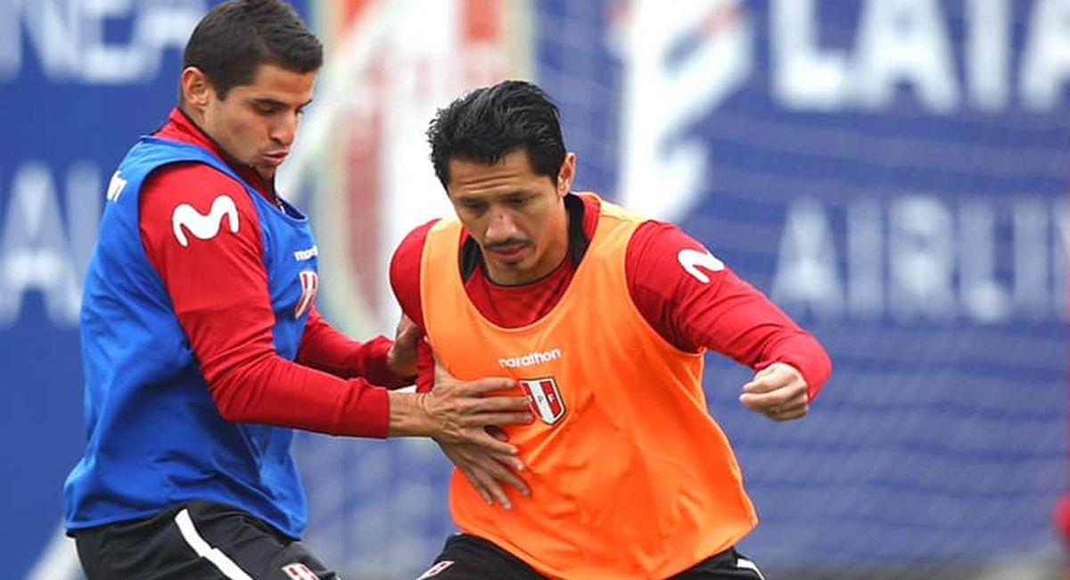 Trabajos de la Selección Peruana en la Videna. Foto: Facebook Selección Peruana