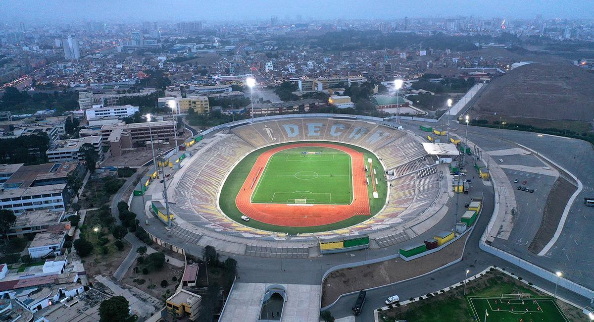 Se da inicio a los octavos de final de la Copa Bicentenario. Foto: Twitter @LigaFutProf