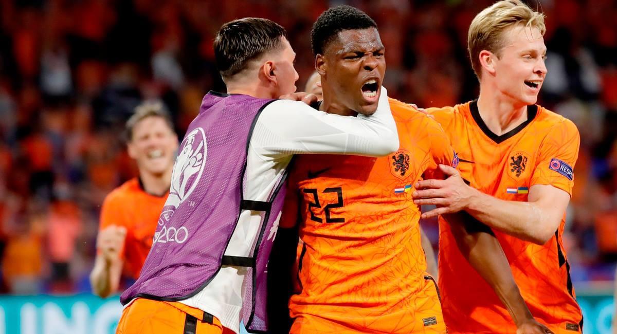 Holanda recibe a Austria. Foto: Prensa @OnsOranje
