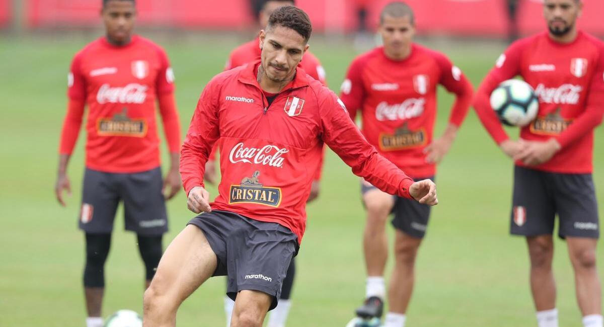 Paolo Guerrero será baja por un mes. Foto: Prensa FPF