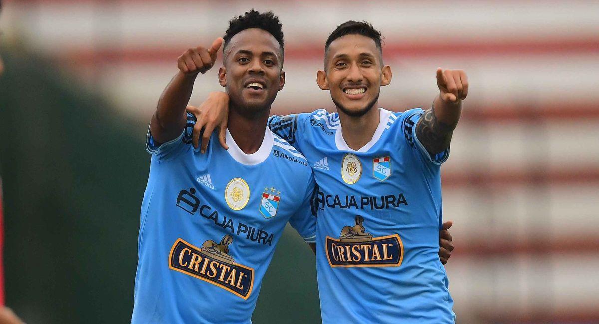 Sporting Cristal es uno de los favoritos para ganar la Copa Bicentenario. Foto: Twitter Liga Profesional