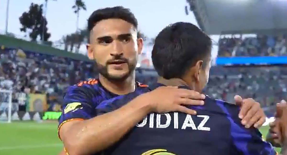 Ruidíaz es el máximo goleador de la MLS con 'Chicharito' Hernández. Foto: Twitter Seattle Sounders