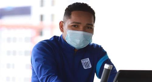 Cornejo, presente en trabajos de Alianza Lima