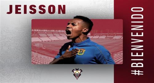 Jeisson Martínez retorna a España