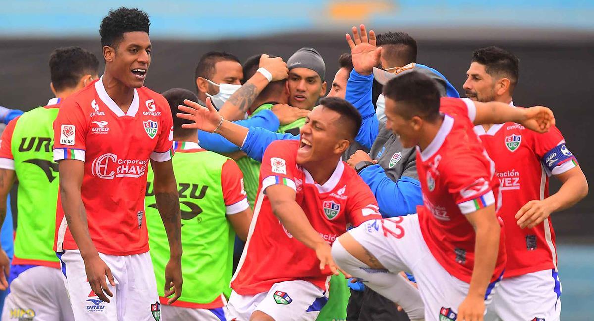 Unión Comercio a semifinales de la Copa Bicentenario. Foto: Twitter @LigaFutProf