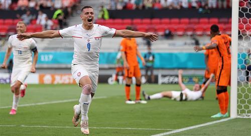 República Checa dejó fuera a Países Bajos de la Euro 2020
