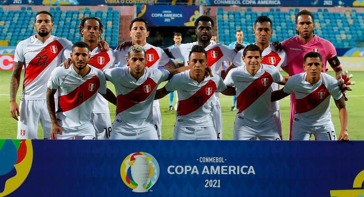 Perú buscará un nuevo triunfo ante Venezuela apra el pase a cuartos de final. Foto: EFE