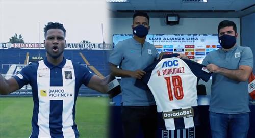 Aldair Rodríguez regresa a La Victoria