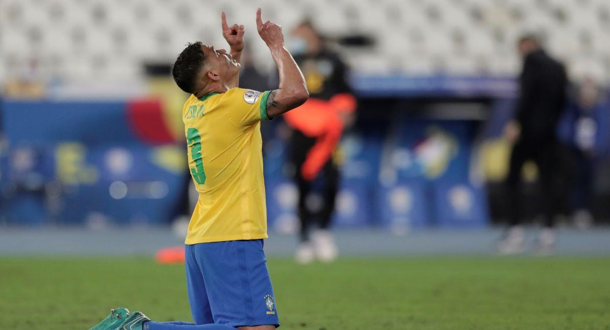 Brasil cumplió con los pronósticos y es semifinalista en la Copa América. Foto: EFE