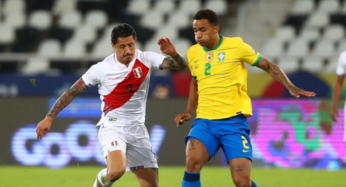 Brasil y Perú se volverán a ver las caras. Foto: EFE