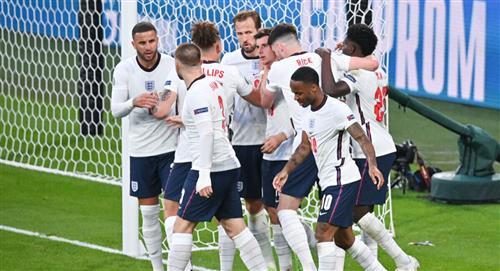 Inglaterra lo igualó gracias a un autogol