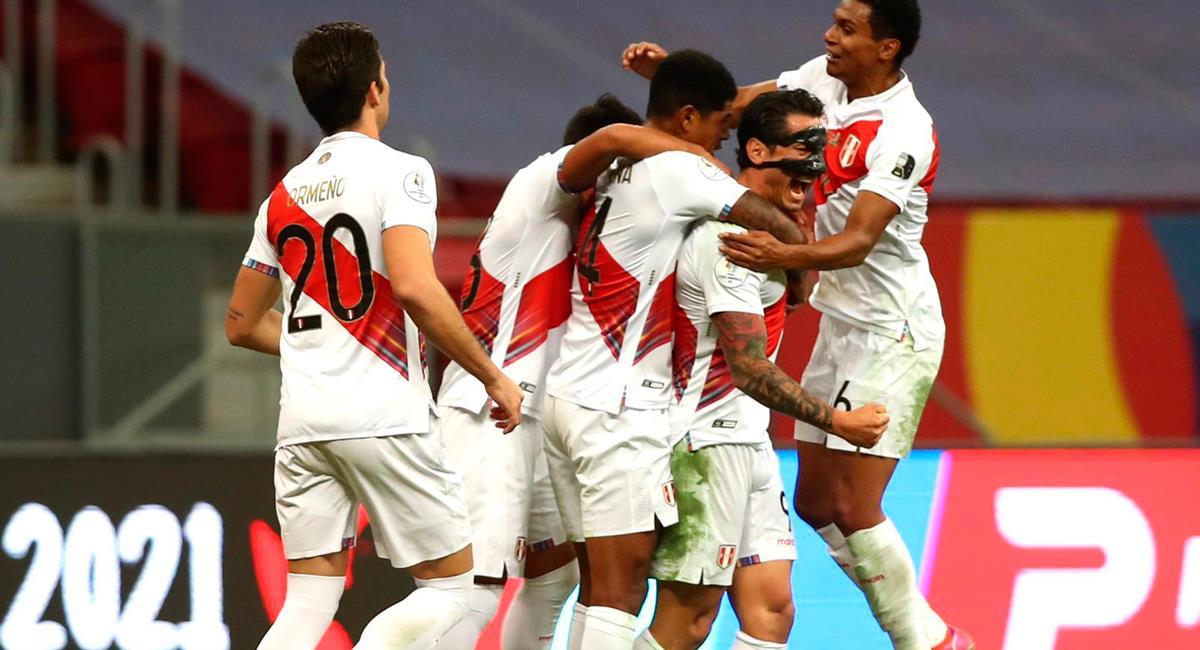Perú enfrentará a Uruguay en el reinicio de las Eliminatorias. Foto: Twitter @SeleccionPeru