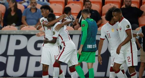 Festival de goles en el Qatar vs Panamá