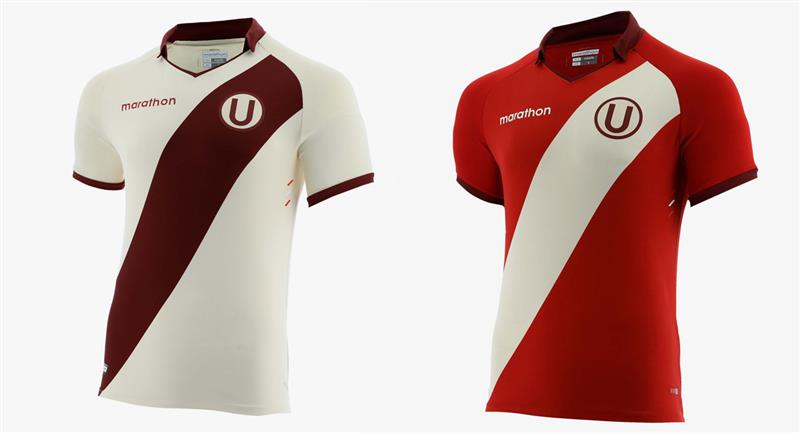 Camisetas de Universitario ya están a la venta. Foto: Marathon
