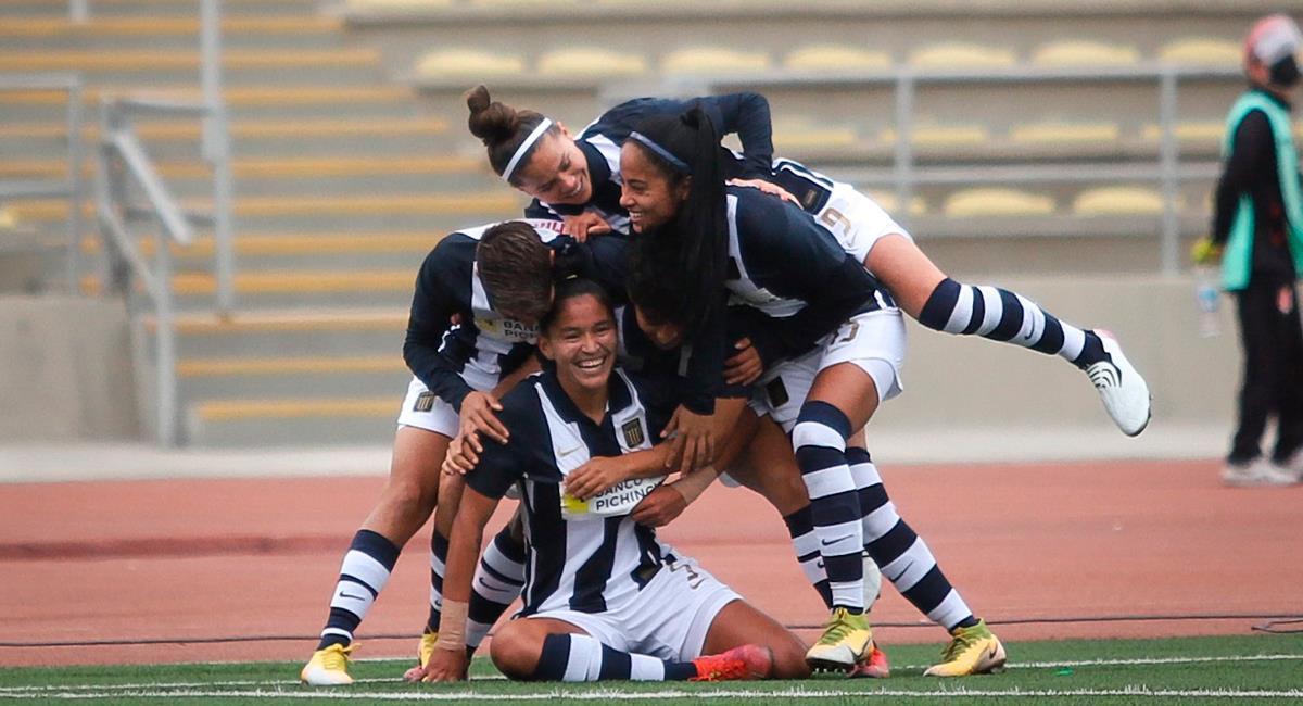 Resultados de la fecha 8 de la Liga Femenina. Foto: Twitter @ligafemfpf