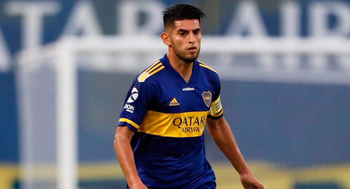 Carlos Zambrano puede debutar en la temporada con Boca Juniors. Foto: Twitter @BocaJrsOficial