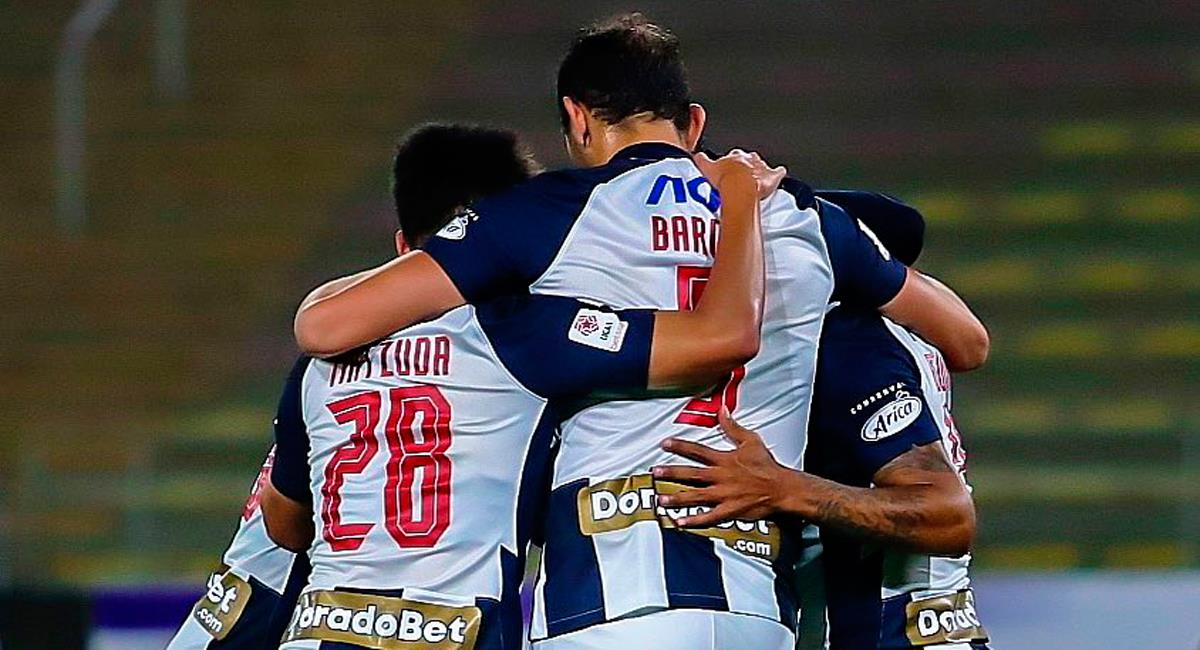 Alianza Lima debutará ante Ayacucho FC en la Fase 2. Foto: Twitter @ClubALoficial