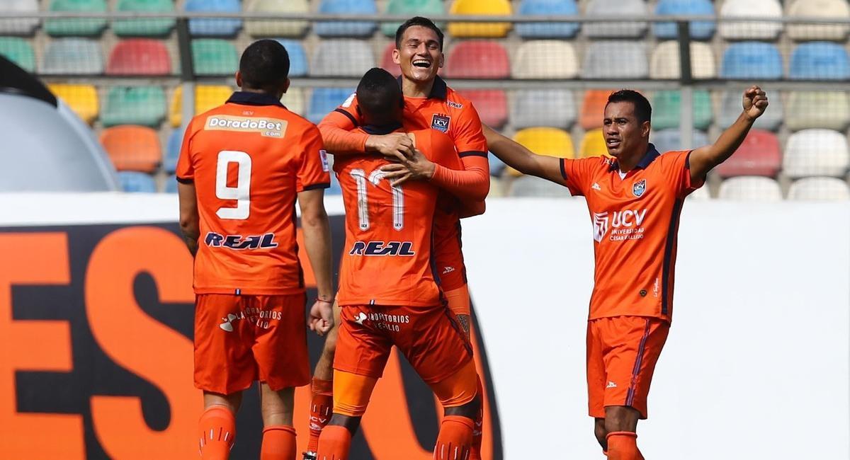 UCV derrotó a Cusco en el Monumental. Foto: @LigaFutProf