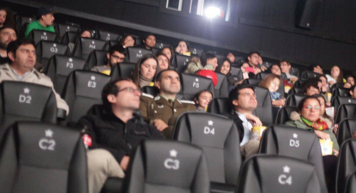 Las salas de cine comienzan a abrir de a pocos en Perú. Foto: Facebook Cinestar