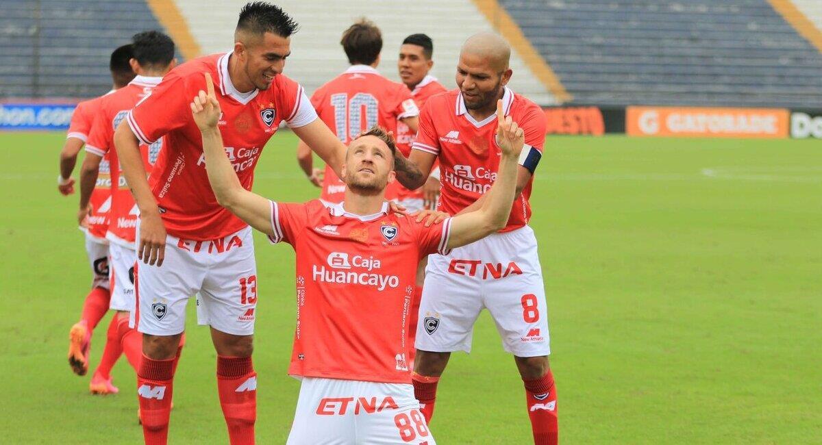 Cienciano goleó al Boys. Foto: @LigaFutProf