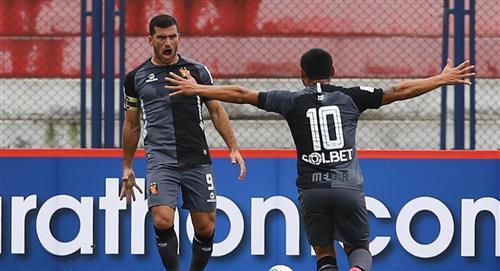 Huancayo vs Melgar: goles del primer tiempo