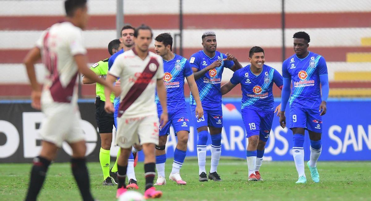 Alianza Atlético aspira a ser protagonista en la Fase 2. Foto: Andina