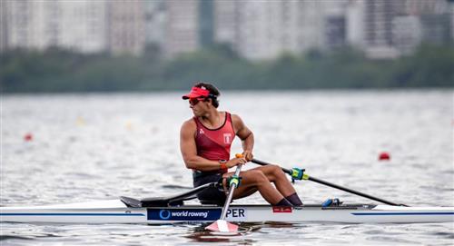 ¿Quién es el primer peruano en competir Tokio 2020?