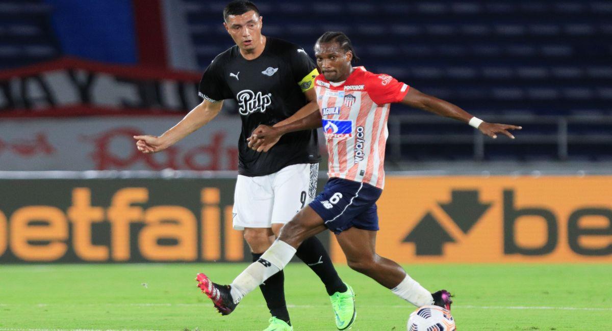 Libertad quiere volver a derrotar a Junior de Barranquilla. Foto: EFE