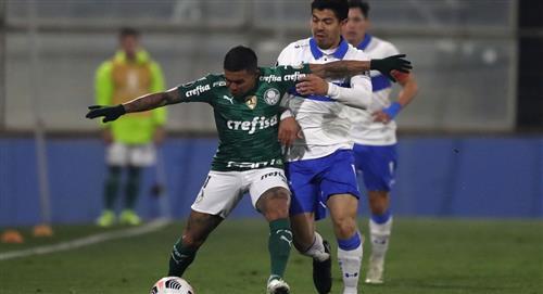 Pronóstico de Palmeiras vs Universidad Católica