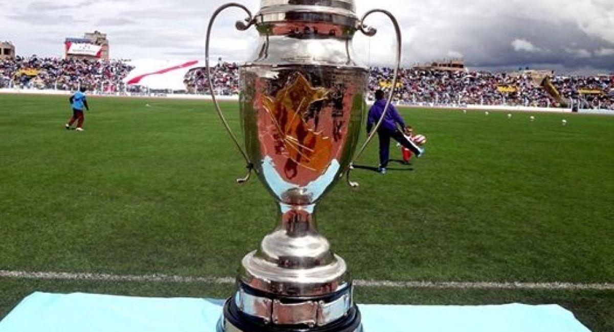 Nada definido con la Copa Perú. Foto: Twitter