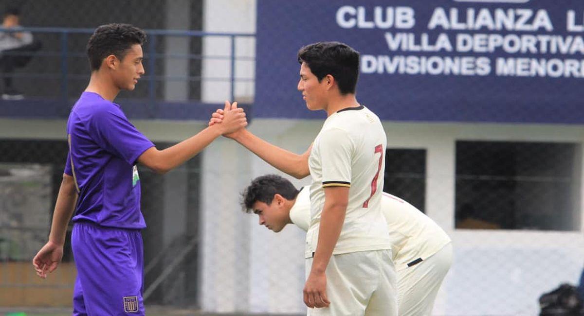 Se volverán a jugar los torneos de menores en Perú. Foto: Facebook Club Alianza Lima
