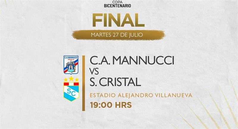 Matute albergará la final de la Copa Bicentenario