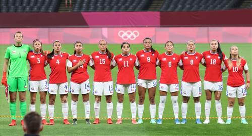 Chilenas fueron superadas en su debut por las británicas
