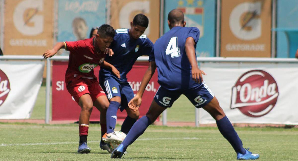 Fútbol de Menores ya tiene fecha de vuelta. Foto: Twitter Difusión