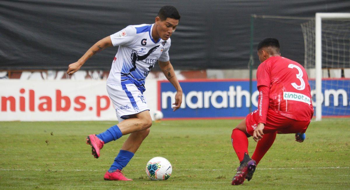 Sport Chavelines es el líder de la Liga 2. Foto: Facebook Club Sport Chavelines