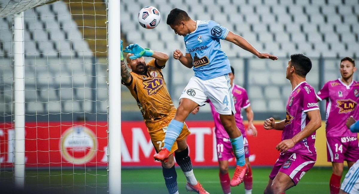 Cristal tendrá acción en la Sudamericana. Foto: @ClubSCristal
