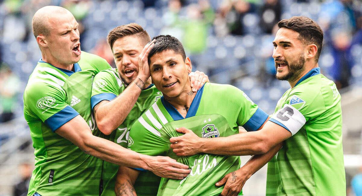 Seattle Sounders ganó en la MLS. Foto: @SoundersFC