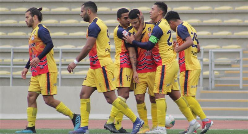 Sport Chavelines lidera la Liga 2
