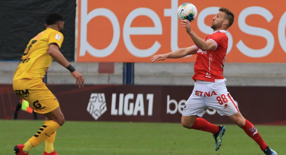 Cienciano se repartió los puntos con Cantolao. Foto: FPF