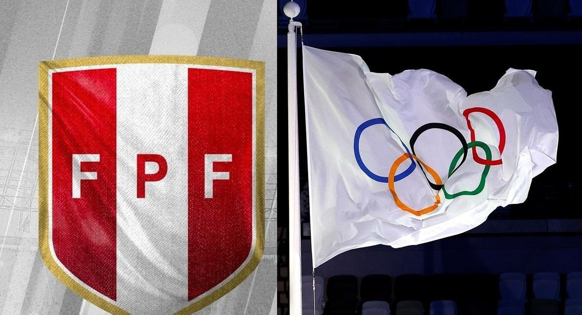 Perú en los JJOO. Foto: FPF / EFE