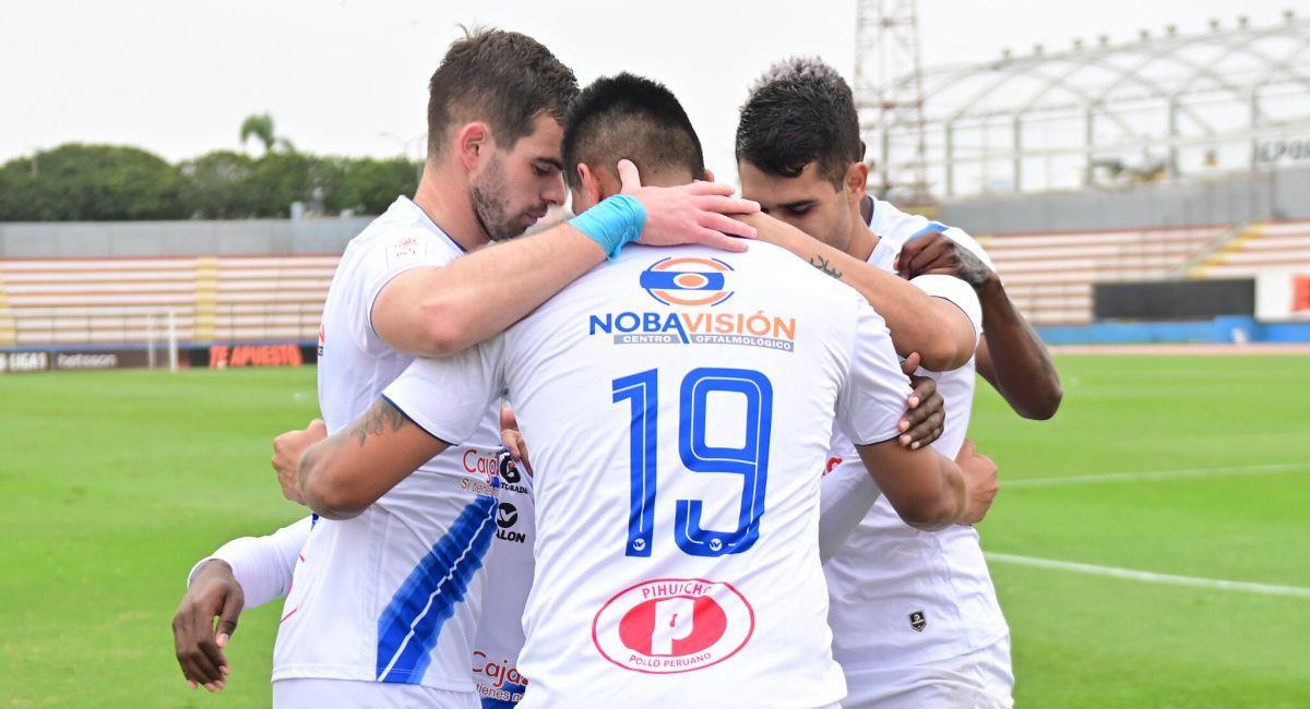 Alianza Atlético venció a Sport Huancayo en la Liga 1. Foto: FPF