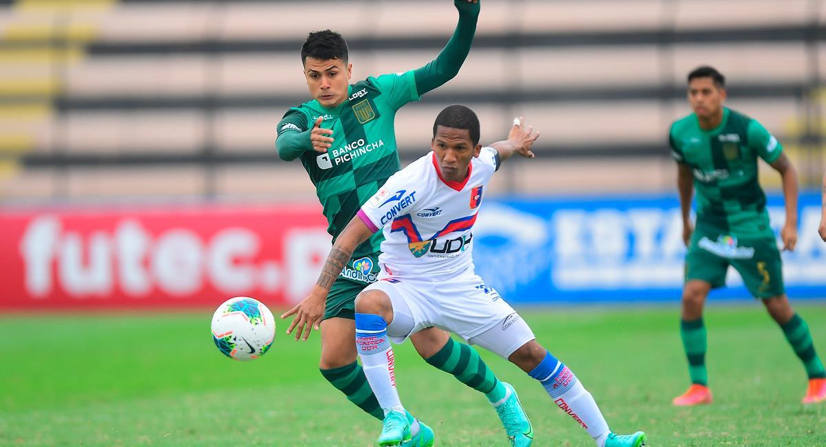 Alianza Lima y Alianza Universidad igualaron sin goles. Foto: FPF