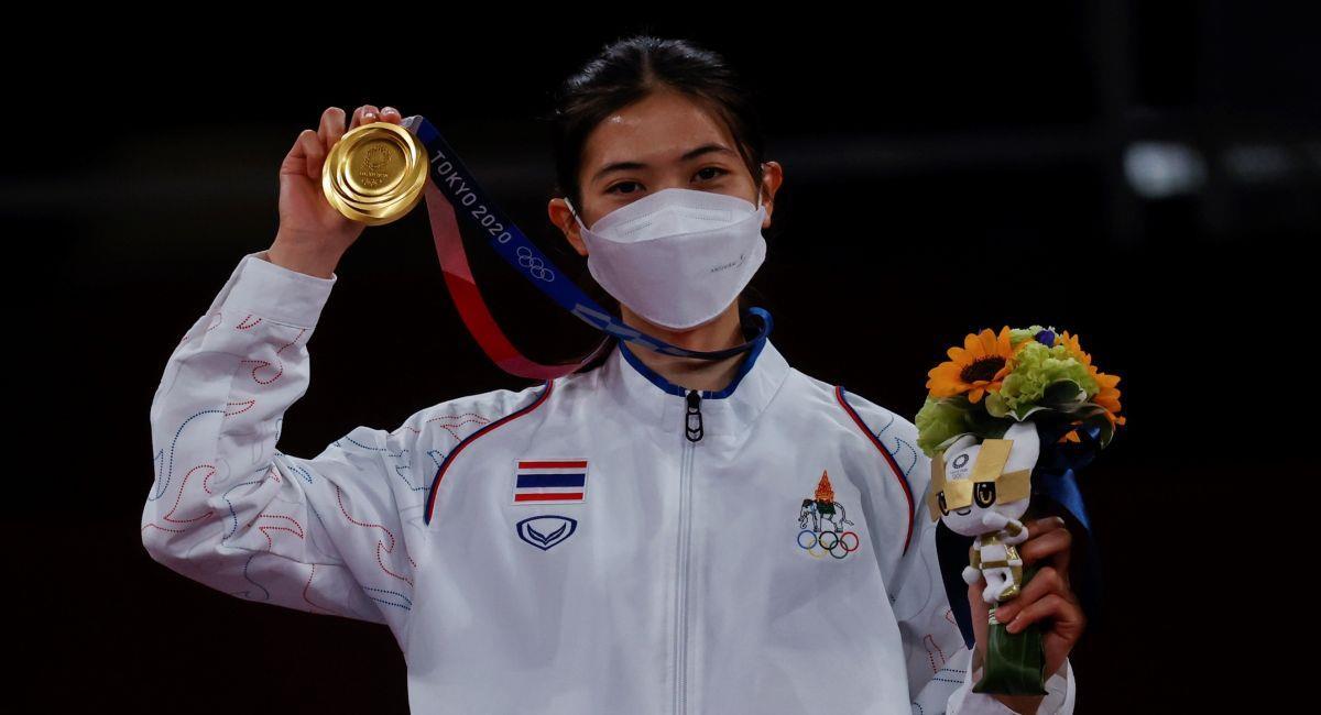 Ya comenzaron a ganarse las primeras medallas en Tokio 2020. Foto: EFE